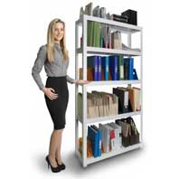 Rax Office steel shelving